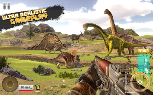 Real Dino Hunting Game 1.7 de.gamequotes.net 1