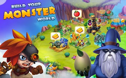 Monster Legends APK screenshot thumbnail 13