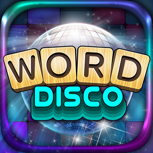 Word Disco - Free Word Games