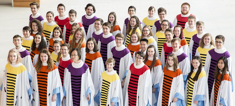 The Hope College Chapel Choir will sing at the NMU South Campus Auditorium