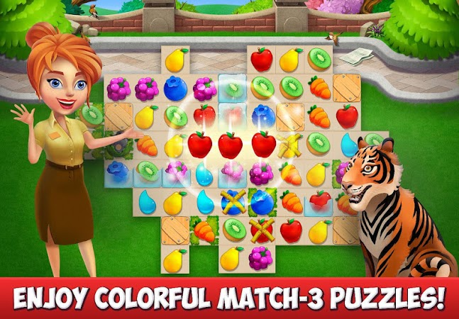 Family Zoo: The Story v1.2.1 [Mod]