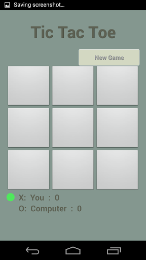 Tic Tac Toe LAN screenshot 3