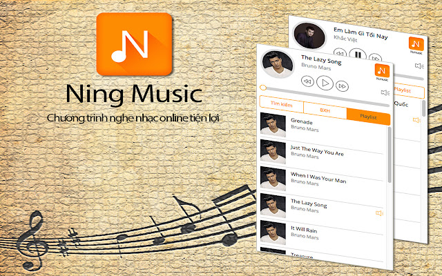 Ning Music