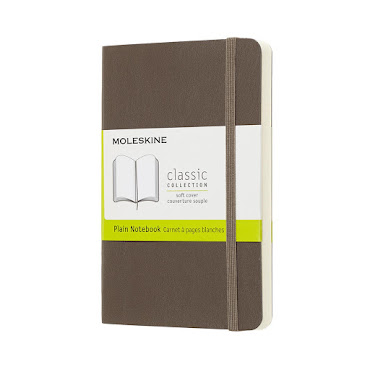 Classic Soft Cover Pocket Brown