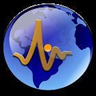 Earthquakes Tracker Pro icon