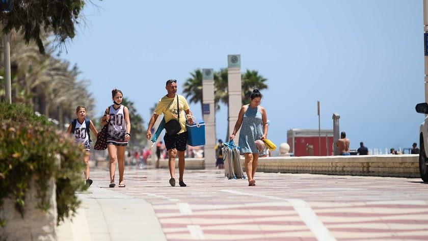 Almería cuenta con una población joven.