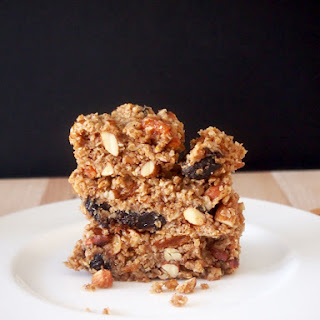 Vegan, Gluten Free Breakfast Bars