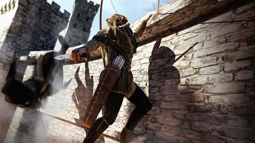 Ninja Samurai Assassin Hero IV Medieval Thief 1.1.4 screenshots 18