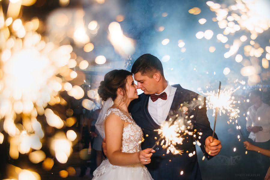 Nhiếp ảnh gia ảnh cưới Сергей Волков (sergeyvolkov). Ảnh của 09.03.2020