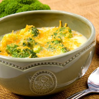 Creamy And Convenient Cheddar Broccoli Soup