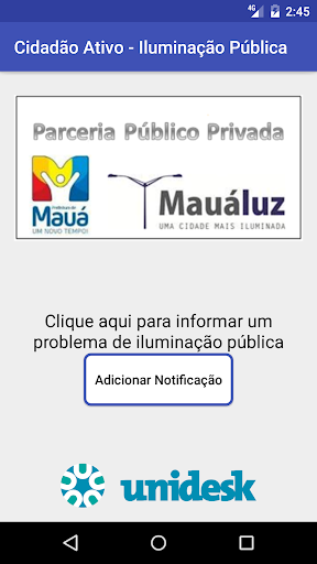 Mauá Luz screenshot 1