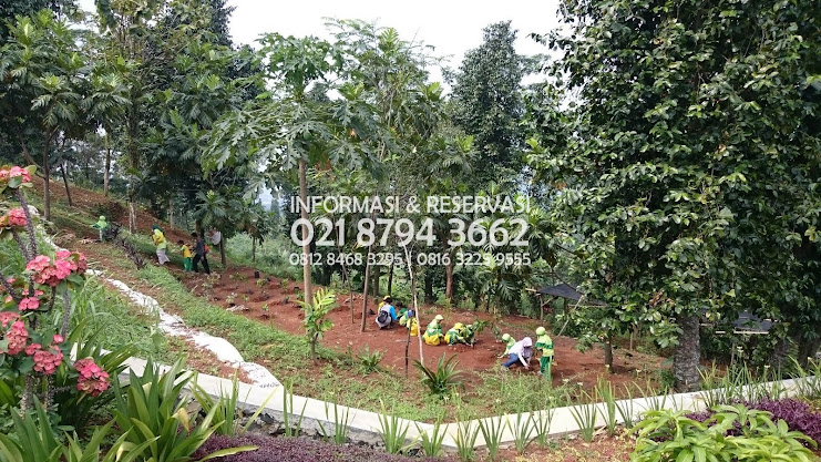Perkemahan School  Wana   Bukit Hambalang Sentul  Dekat Kawasan Sirnagalih - Bogor