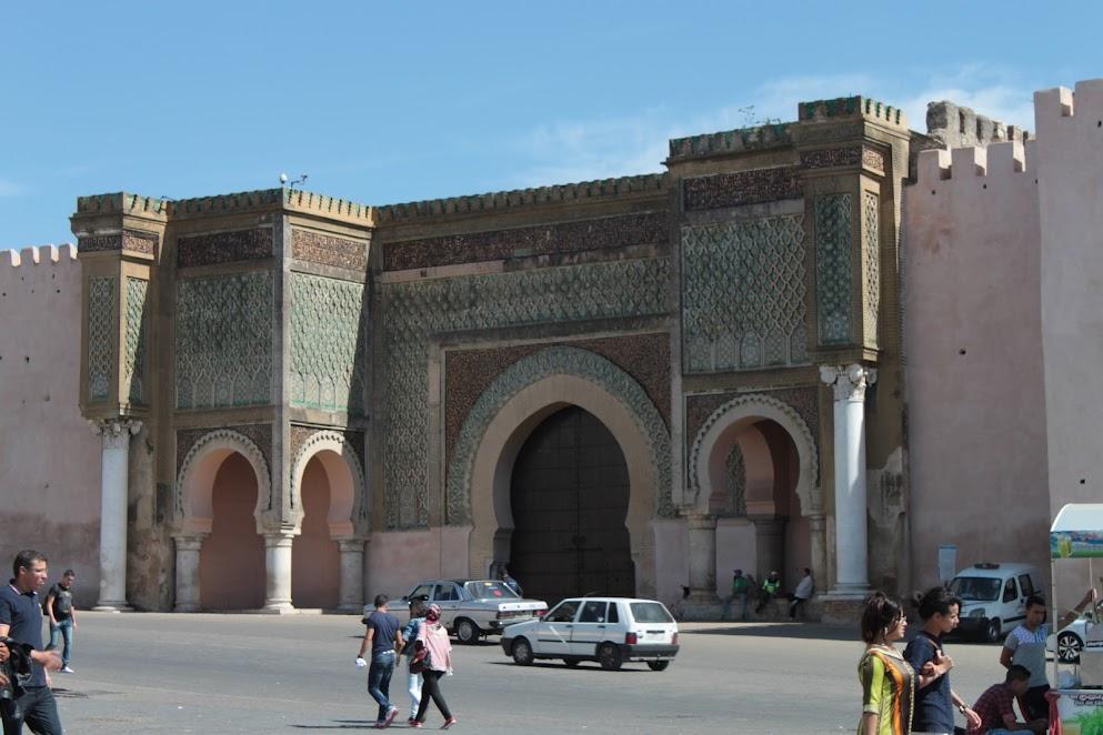 Meknes et ses environs