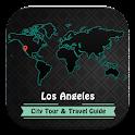 Los Angeles City Tourist Guide icon