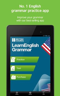 LearnEnglish Grammar (US ed.)- screenshot thumbnail