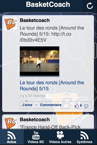 Basketcoach