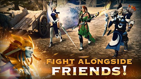 Sacred Legends- screenshot thumbnail