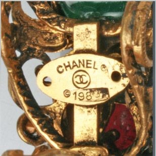 Chanel Jewellery Date Stamping   A Guide