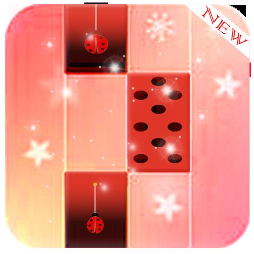Ladybug tiles piano Game