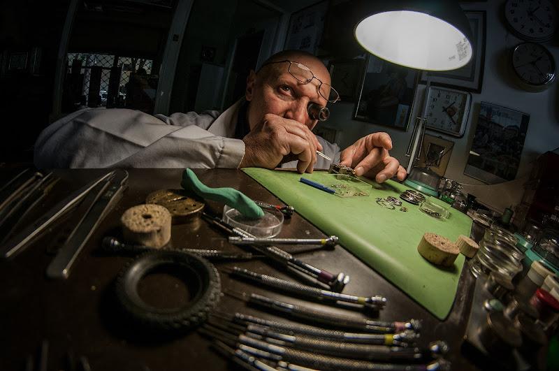 L'orologiaio di Maurizio Valentini
