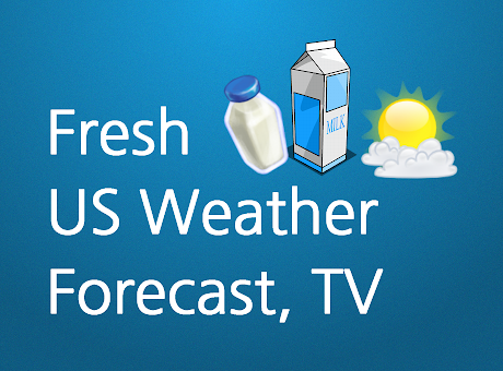 Fresh US Weather Forecast