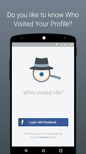 Who Visited Me On Facebook ?  Stalkers Visitors- screenshot thumbnail