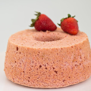 Strawberry Chiffon Cake Recipes