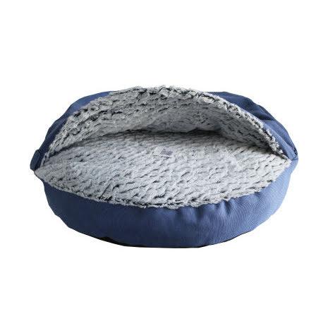 Krypinbädd blågrå 65 cm