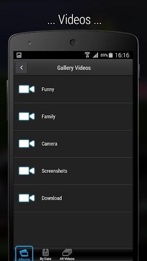 iMediaShare – Fotos & Musik screenshot 5