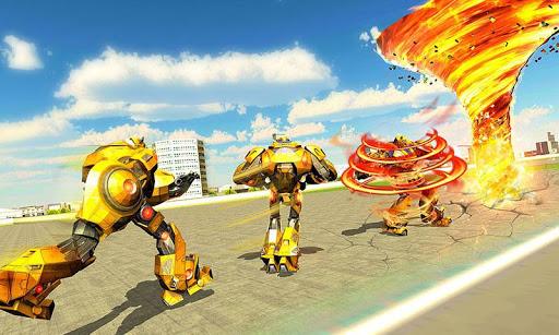 Tornado Robot Transforming: Future Robot Wars 1.0.6 {cheat|hack|gameplay|apk mod|resources generator} 3