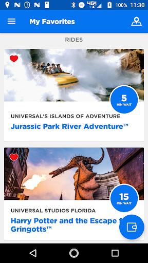 Universal Orlando Resortu2122 The Official App 1.32.0 Screenshots 3