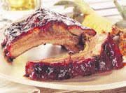 Kansas City Style Pork Back Ribs Recipe
