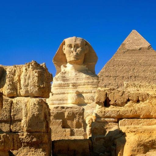 Great Pyramid of Giza Puzzles