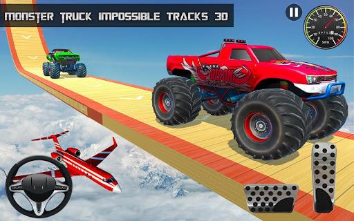 Ramp Monster Truck Stunts:New Racing Games 1.11 screenshots 13