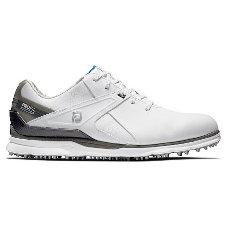 Golfskor FootJoy Pro SL Carbon White - Medium