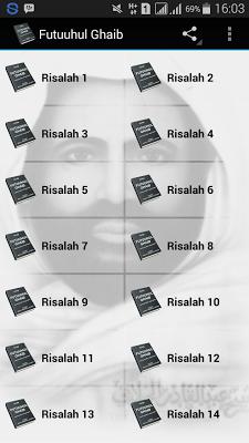 Kitab Futuuhul Ghaib - screenshot