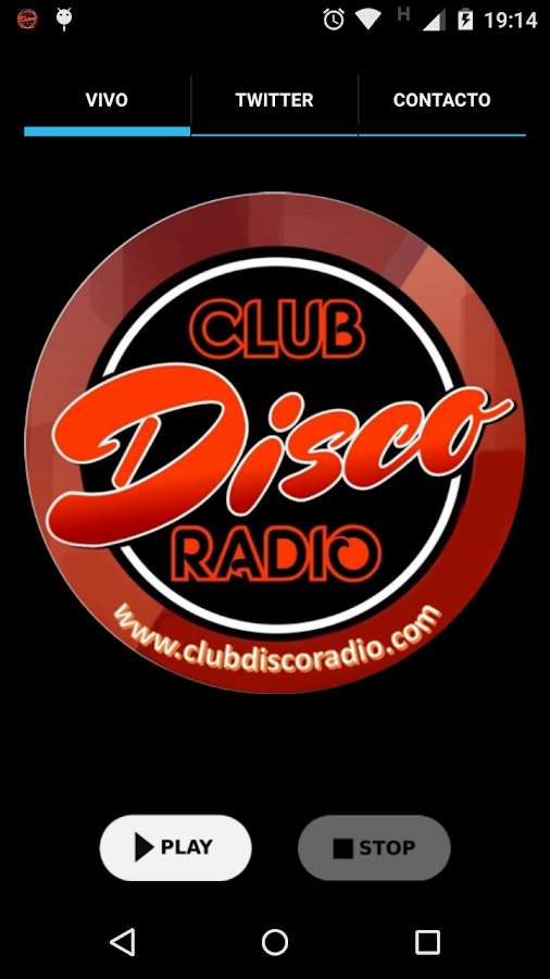 Club Disco Radio- screenshot