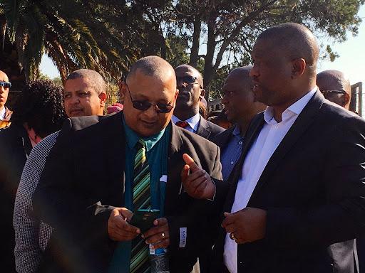EC premier Oscar Mabuyane visiting northern areas