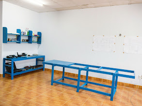 Photo: my small workshop