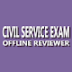 Download Civil Service Exam Review Offline 2018 for PC - Free Education App for PC