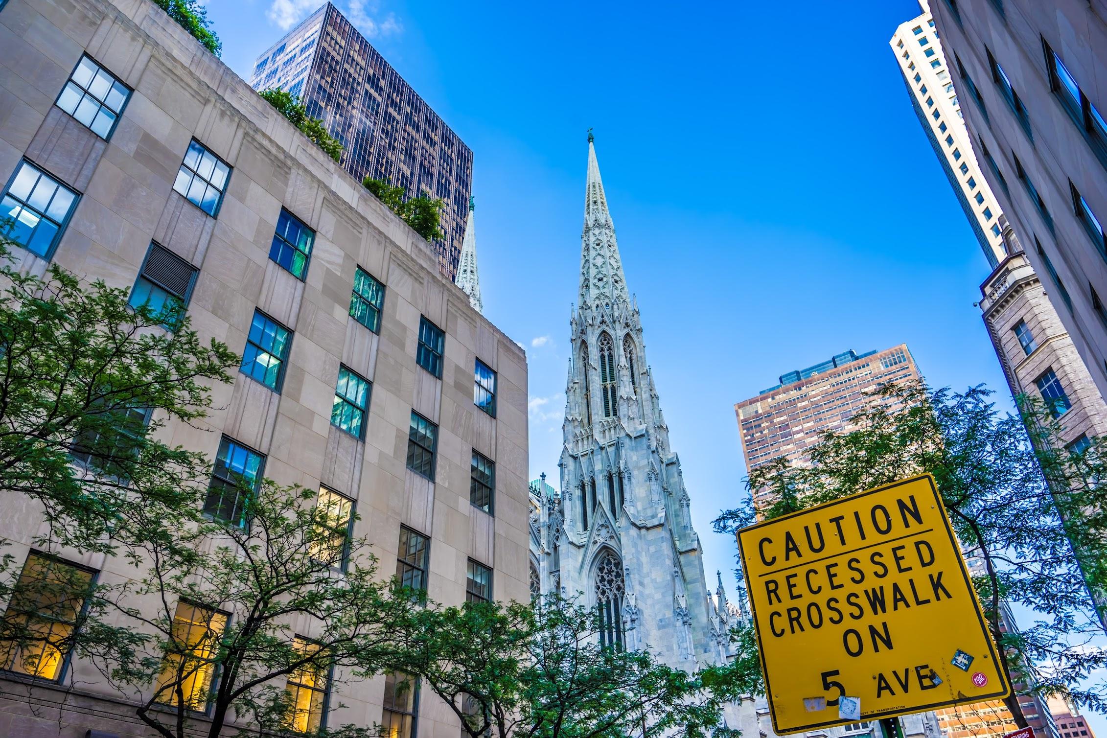 ニューヨーク セント・パトリック大聖堂1