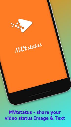 MVtstatus - share your video status Image & Text ss1