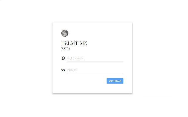 Helmtime extension for chrome