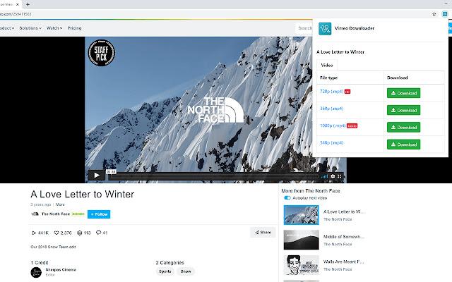 Vimeo Downloader - Vimeo to MP4