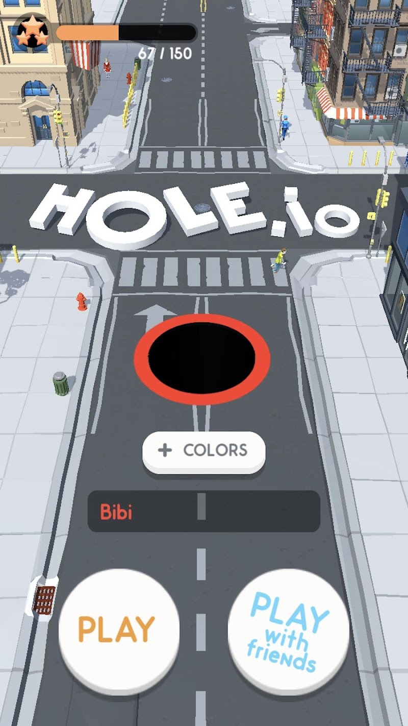 Hole.io Screenshot 4