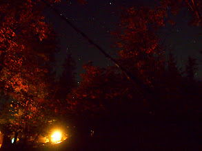 Photo: Stars over Bobcaygeon