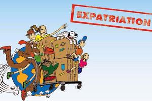 s'expatrier