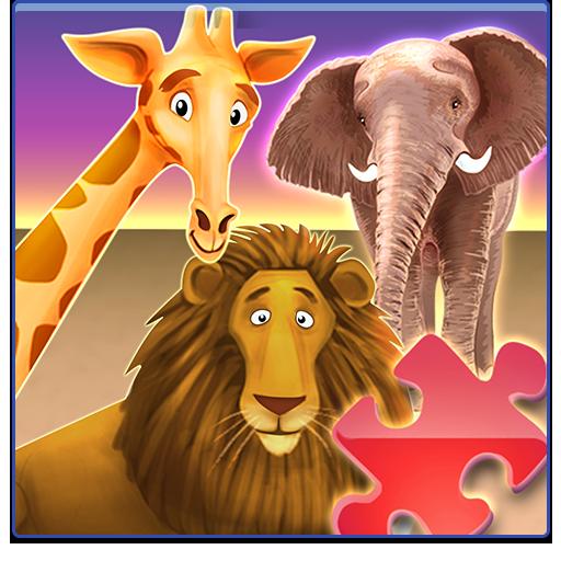Animal Zoo Puzzles 教育 App LOGO-硬是要APP