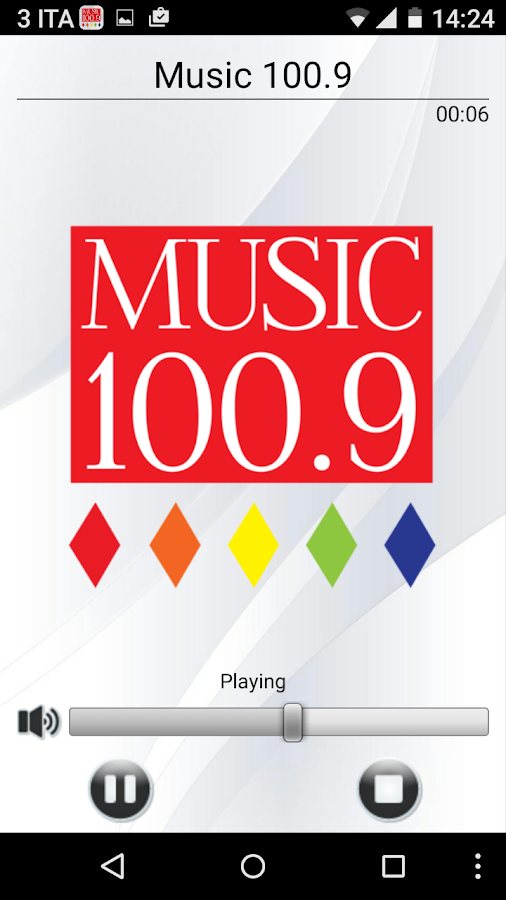 Music 100.9- screenshot