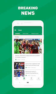 App Soccer Scores - FotMob APK for Windows Phone